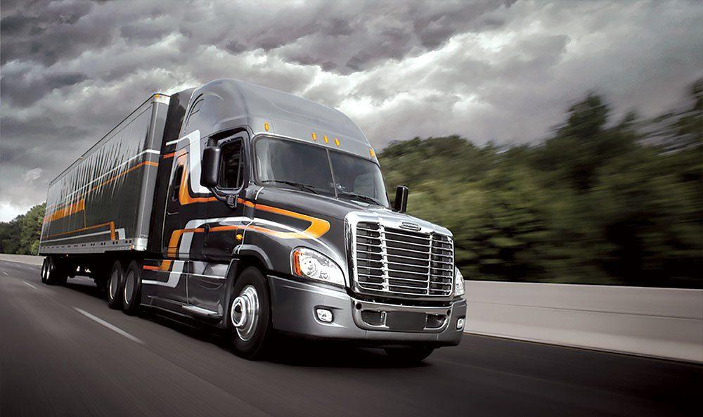 Freightliner Cascadia Evolution | Freightliners