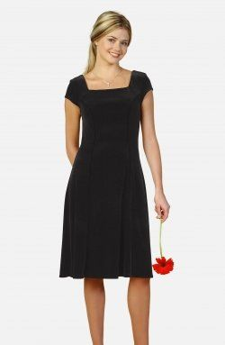 everyone needs the basic black dress  business casual
