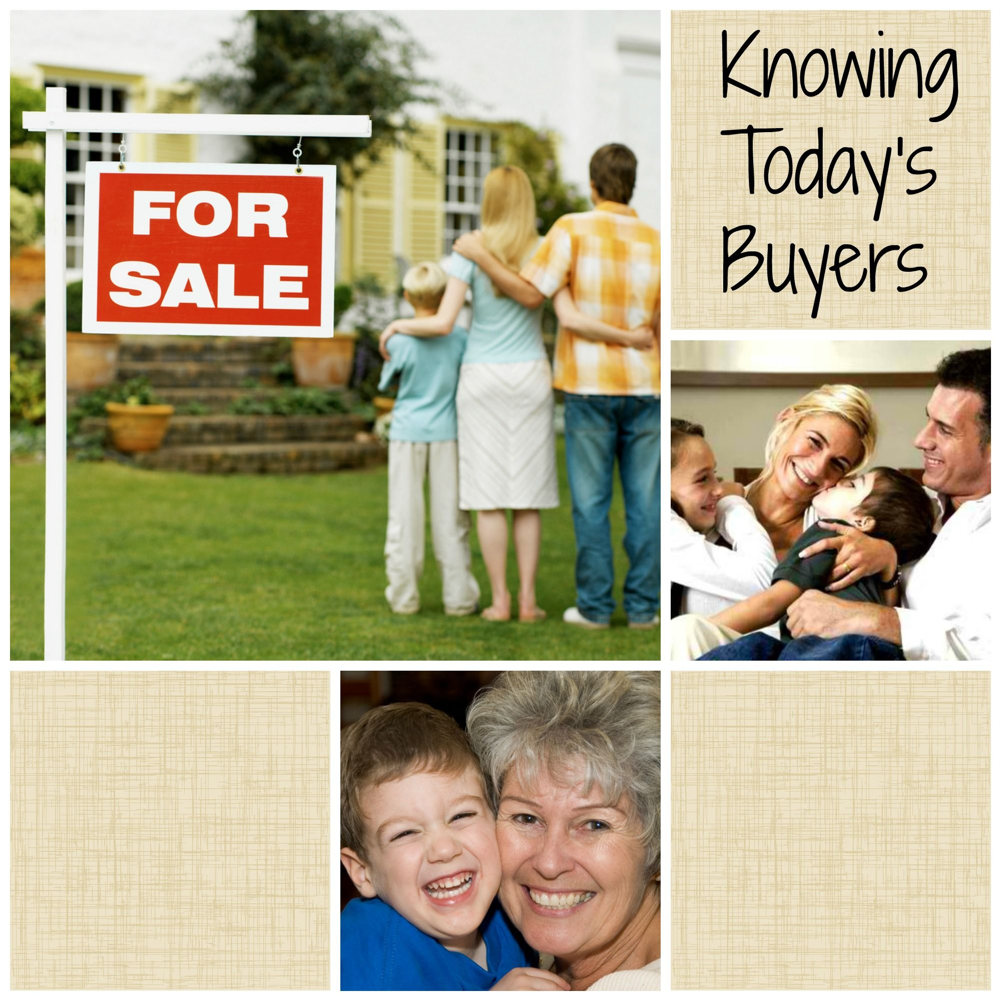 Taking a Closer Look at Today's Home Buyer
