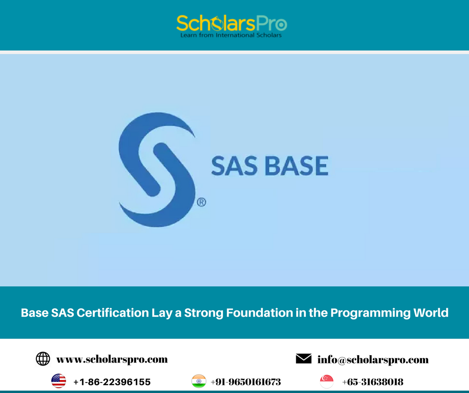 Would it be a good move for you to get SAS® certified?? Will SAS ...