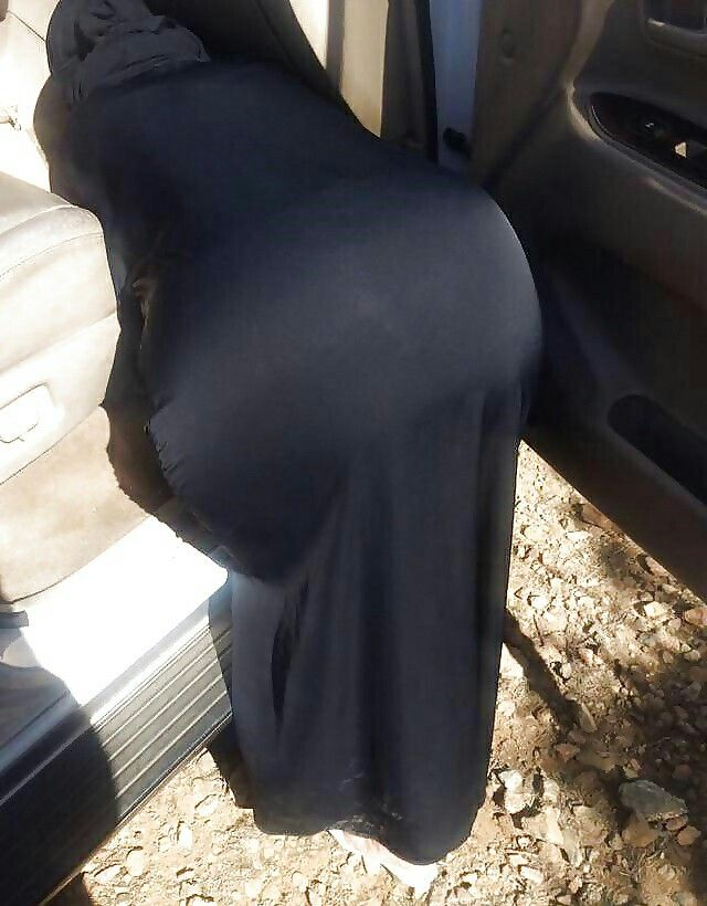 Jilbab big ass