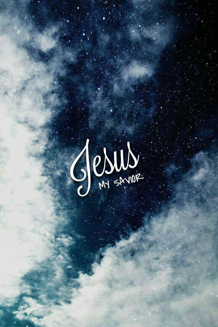 Credits For The Background Thank You Jesus Christ Savior