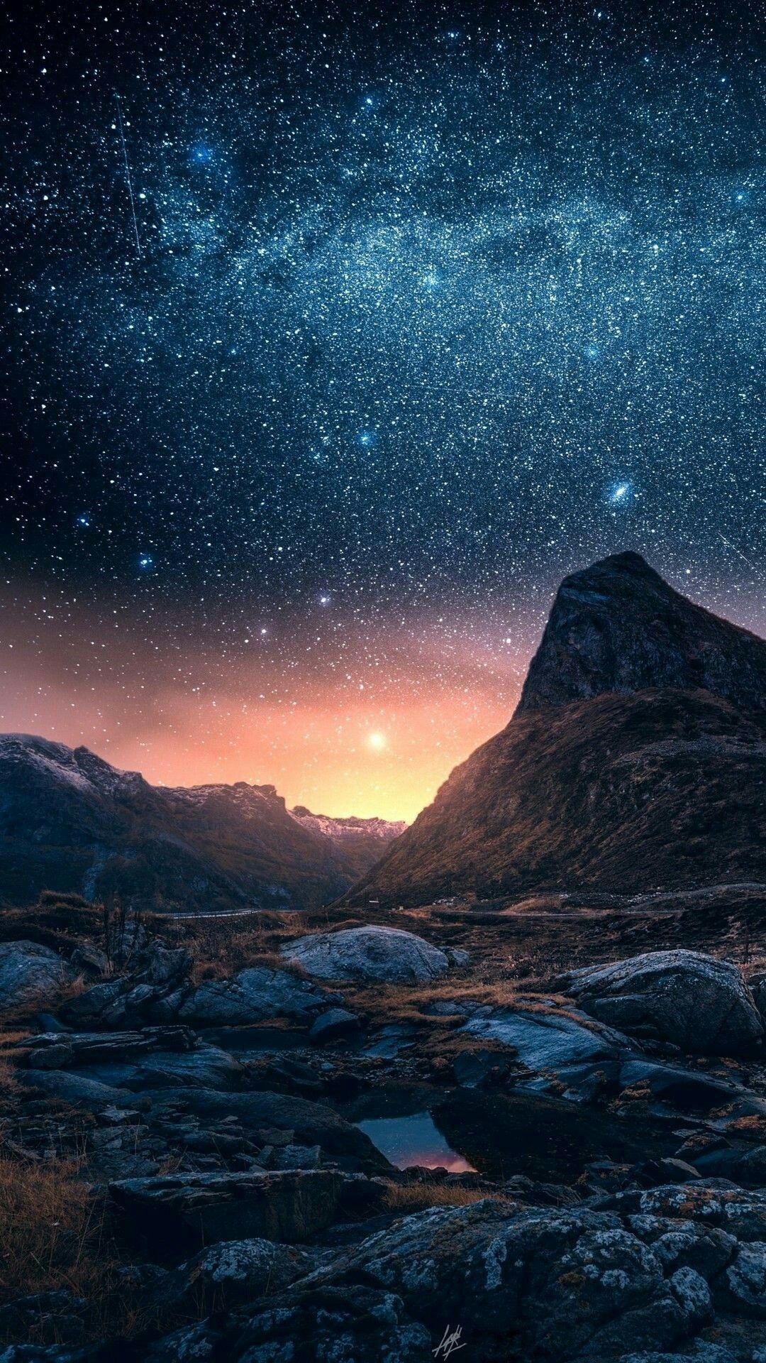 Pin de Bliss en Wallpapers Empapelado de galaxias