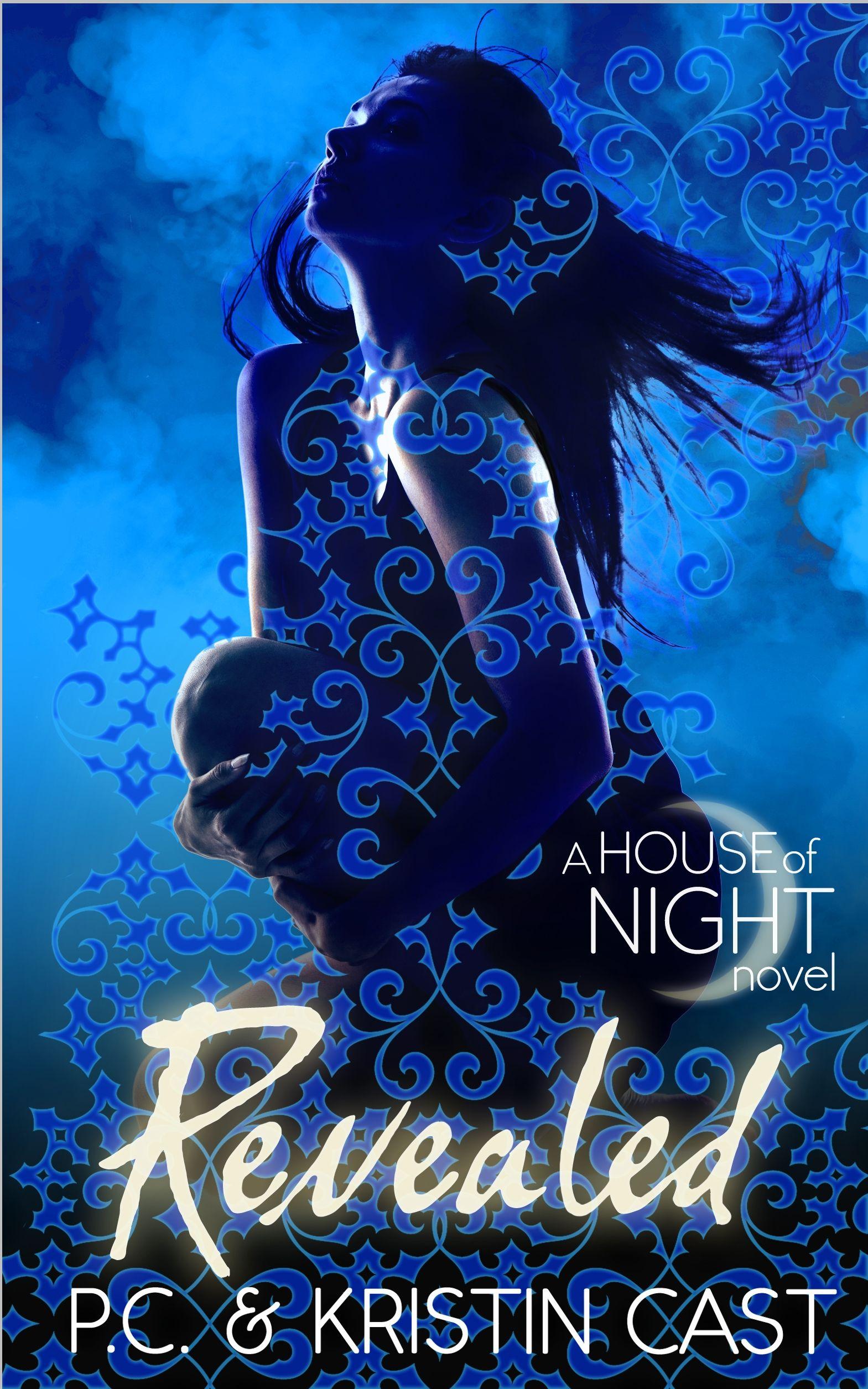 Uk: Revealed (house Of Night #)  Pc & Kristin Cast