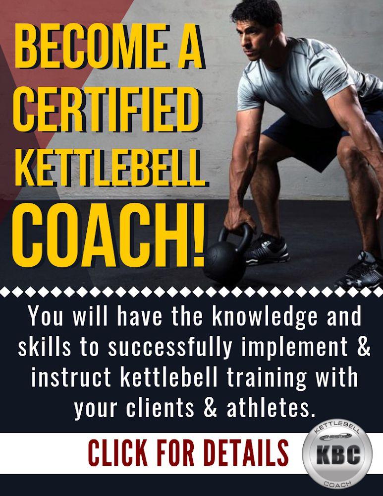 kettlebell training certification coach nestacertified personal kettlebells