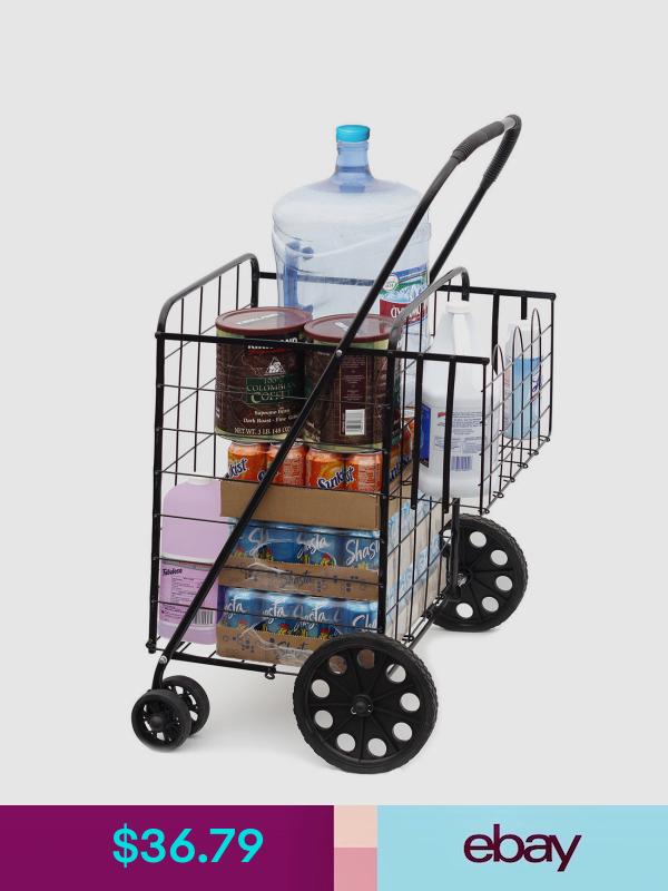 Den Haven Folding Shopping Carts Home Garden Folding Shopping Cart Shopping Cart Shopping Basket