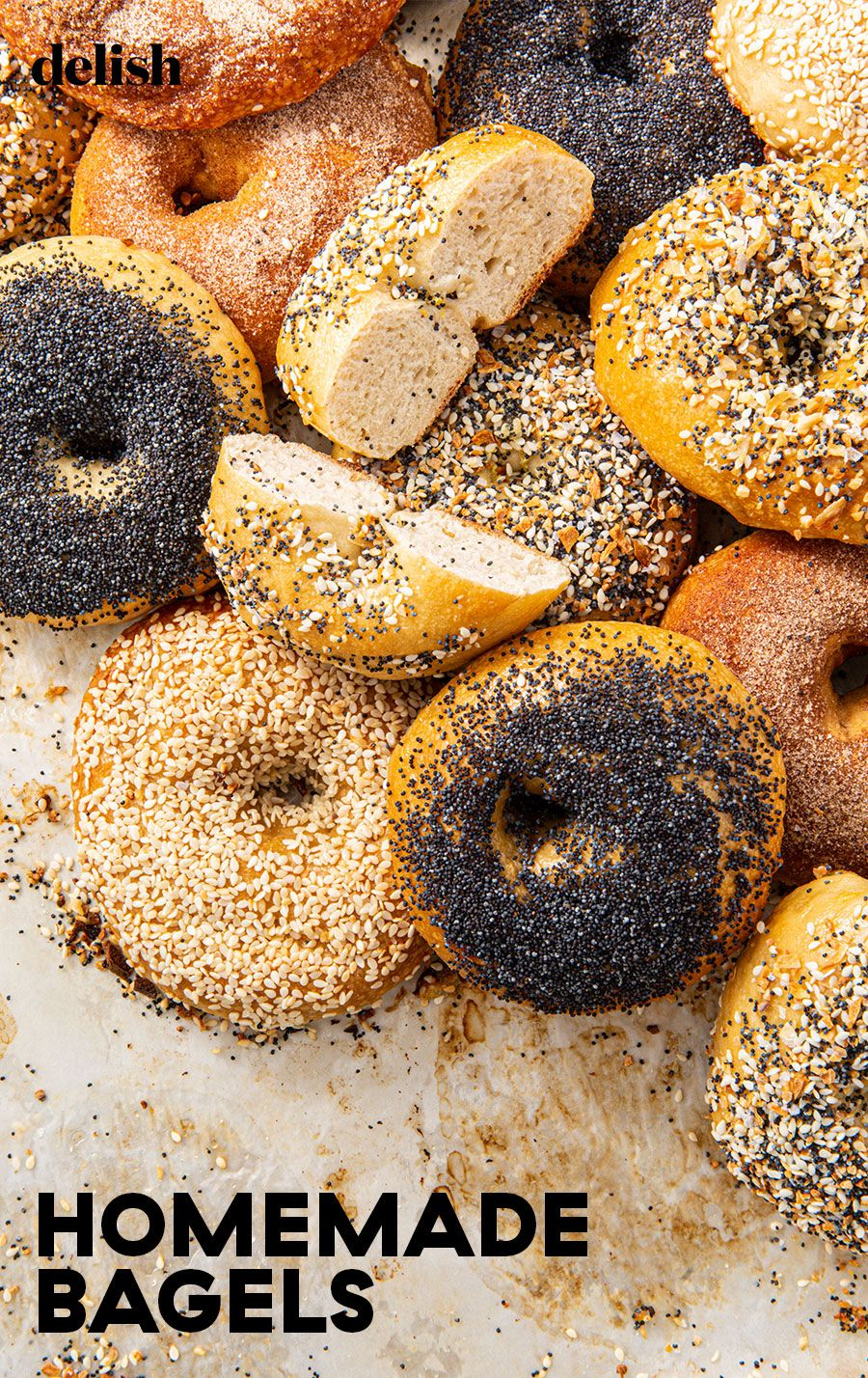 Homemade Bagels Will Have You Feeling Like A Professional Recipe Homemade Bagels Recipes Breakfast For Dinner