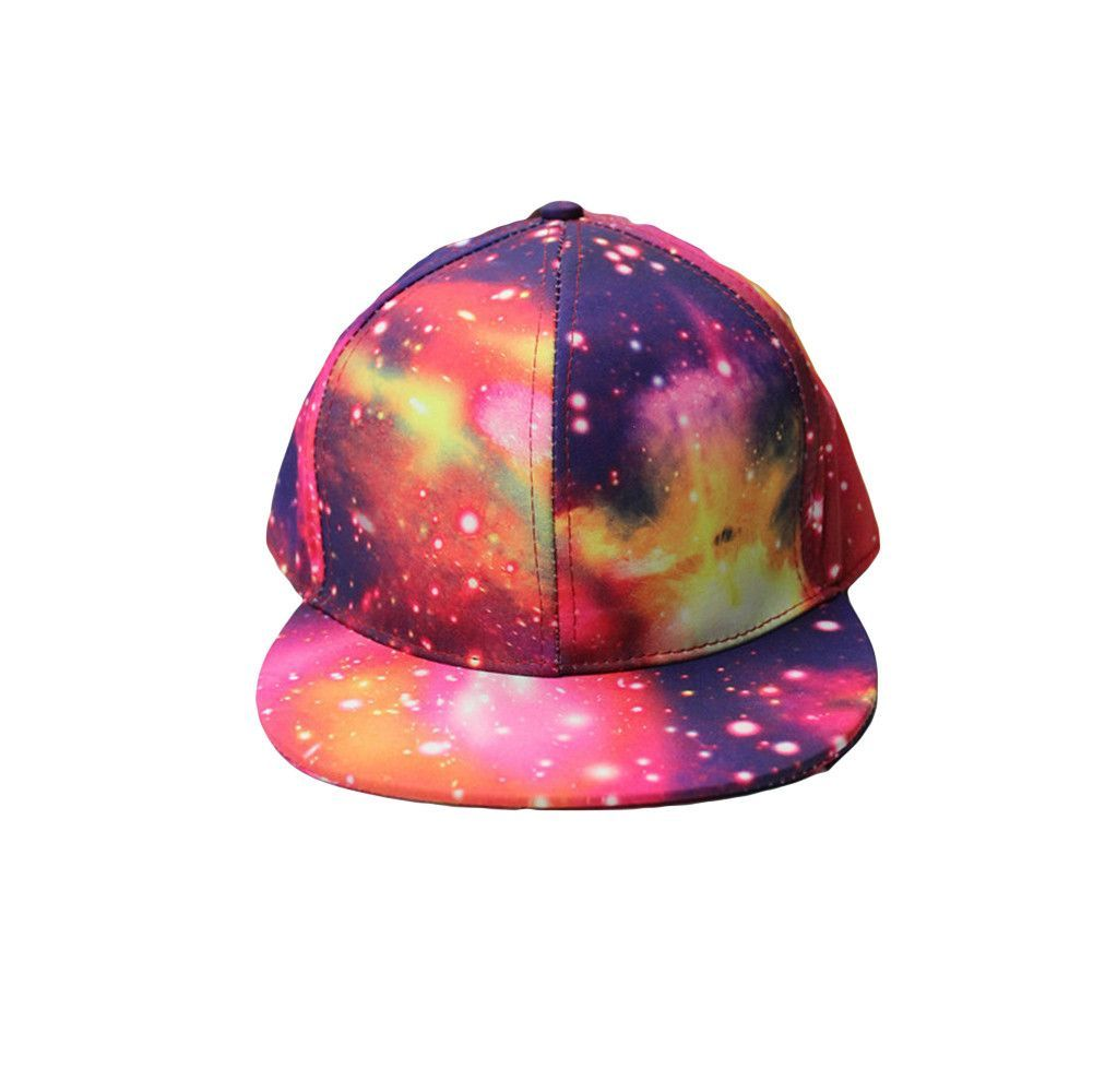 Galaxy Baseball Cap. 5 Color Choices For Women, Men, New Fashion, Space Pattern, Adjustable, Unisex Hip Hop