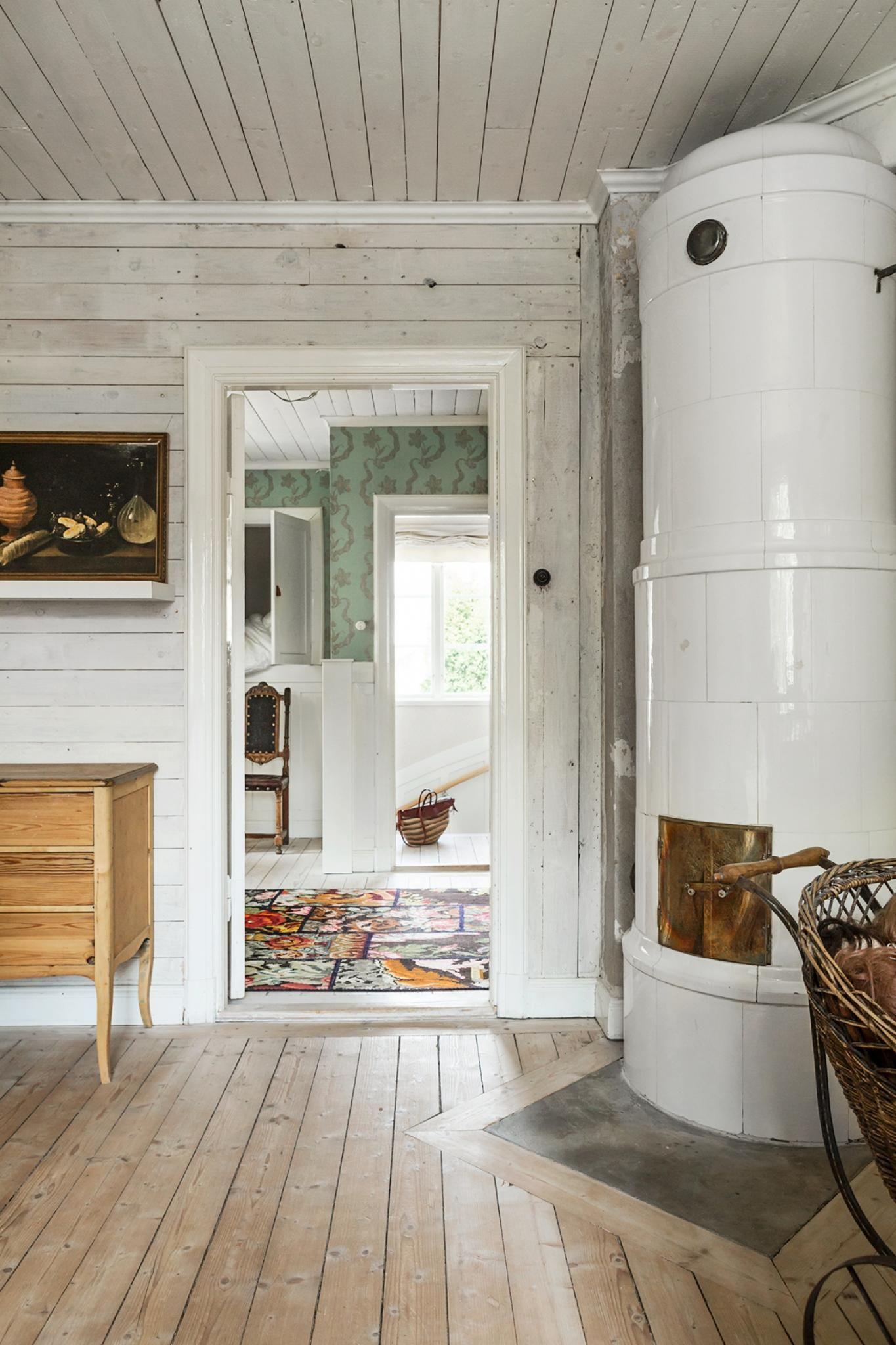Scandinavian Family Home Home Cabin Interiors Scandinavian Home