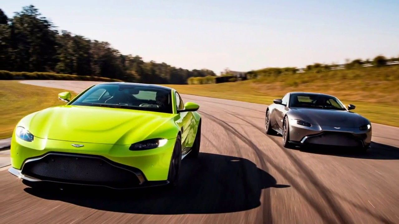 Pin By Carnews Reviewprice On 2019 Aston Martin Vantage First Look