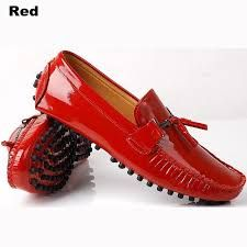 red dress shoes men - Google Search