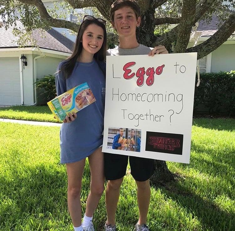 If Someone Makes Me A Homecoming Sign Related To Something I Love I Will Probably Go With Them B Cute Homecoming Proposals Homecoming Signs Cute Prom Proposals