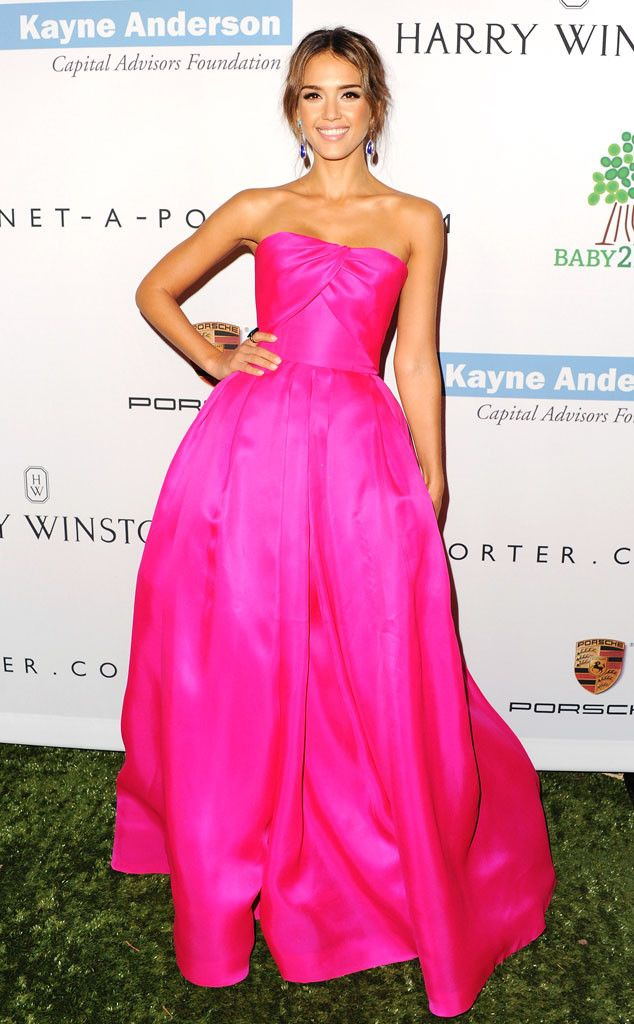 Nicole Richie and Jessica Alba Get Colorful | De da, Fucsia y ...