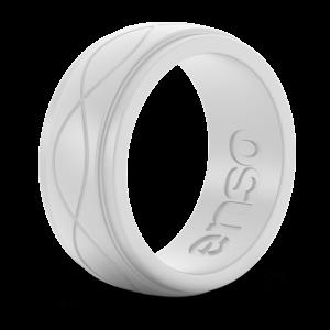 Men S Infinity Silicone Ring Morganite Engagement Ring Rose Gold Rose Gold Halo Engagement Ring Pear Shaped Diamond Ring