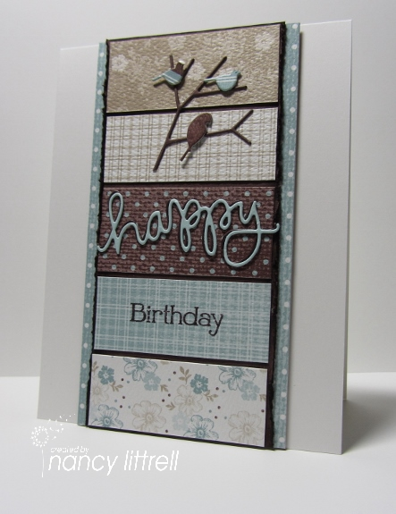 Spring Guy Birthday by nancy littrell - Cards and Paper Crafts at…