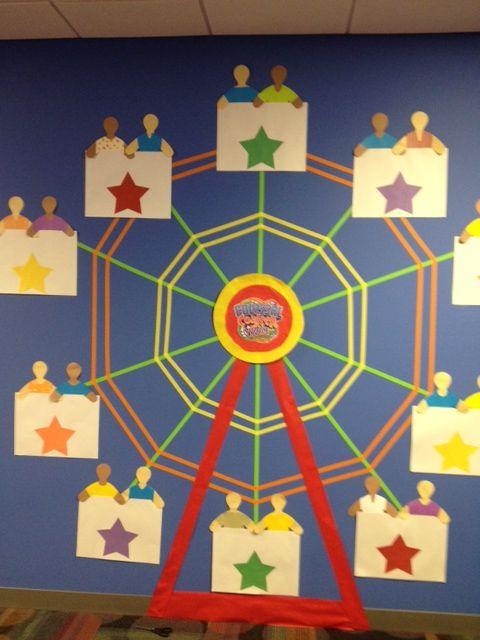 Decoration Idea For Colossal Coaster World Colored