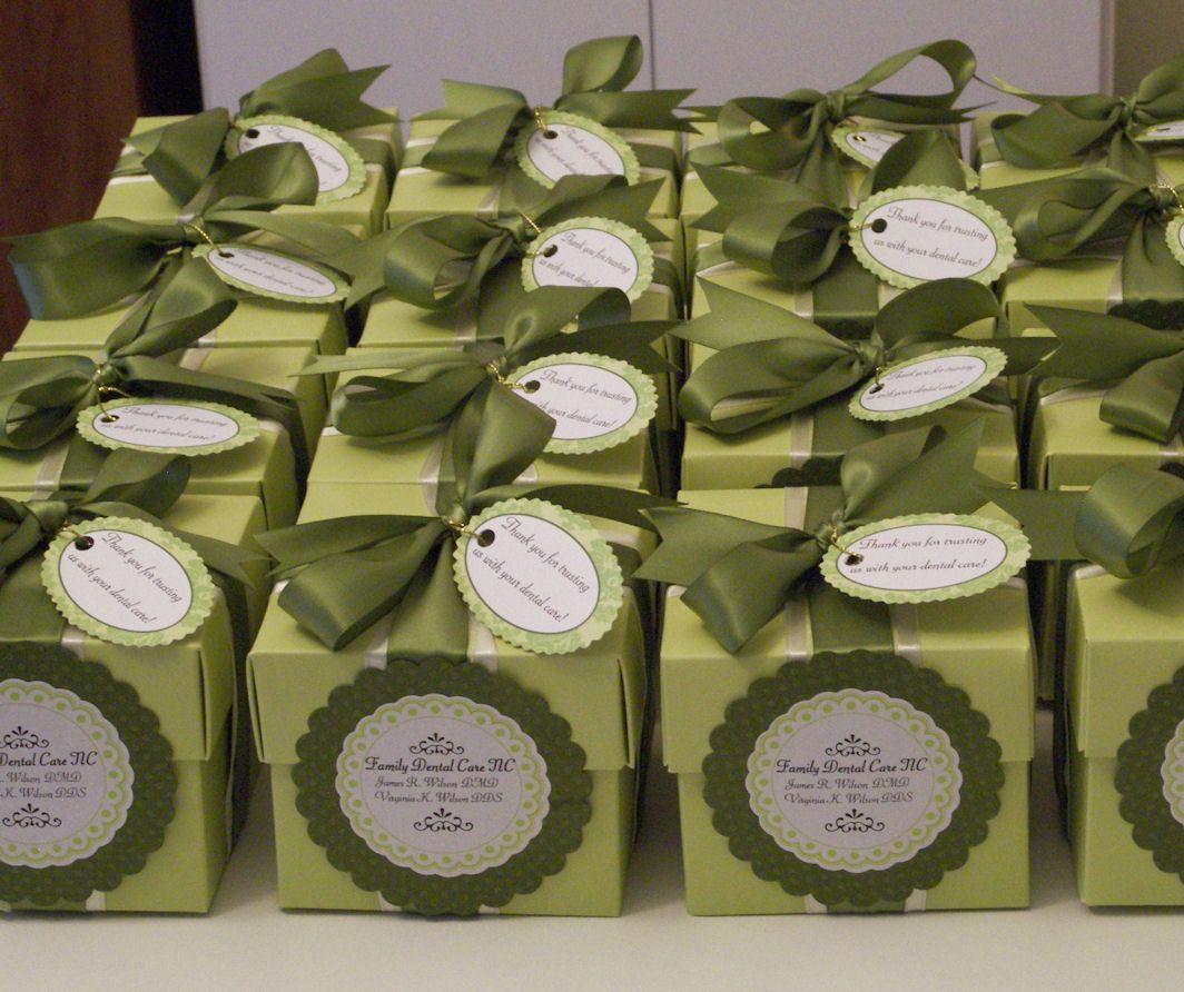 Client Appreciation Gift Boxes   Office/desk decor   Pinterest ...