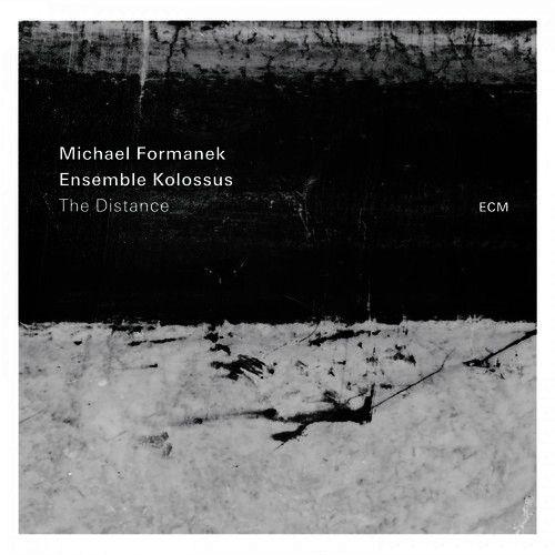 "MICHAEL FORMANEK ENSEMBLE KOLOSSUS : "" the distance"" ( ecm / universal ) personnel: Personnel: Saxophones/Woodwinds: Loren Stillman (alto saxophone); Oscar Noriega (alto sax/ clarinet, bass clarinet); Chris Speed (tenor sax, clarinet); Brian Settles (tenor sax, flute); Tim Berne (baritone sax); Trumpets: Dave Ballou, Ralph Alessi, Shane Endsley, Kirk Knuffke (cornet) https://www.ecmrecords.com/catalogue/1452521208"