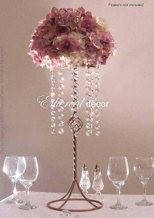 Diy Flower Centerpieces Tall For Weddings Related Posts For