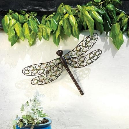 Dragonfly Wall Art #Dunelm #Home #Decor #Botanical | Stuff to Buy ...