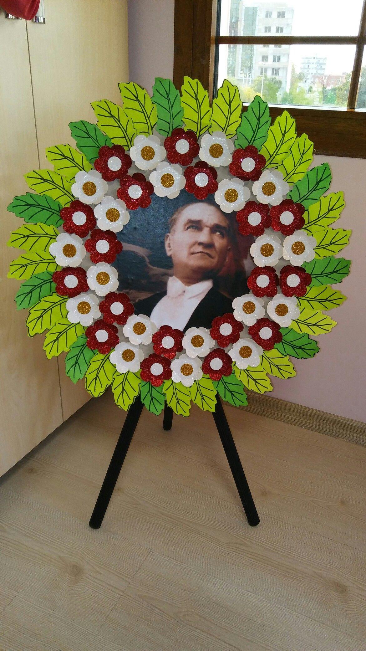 Atatürk çelengi