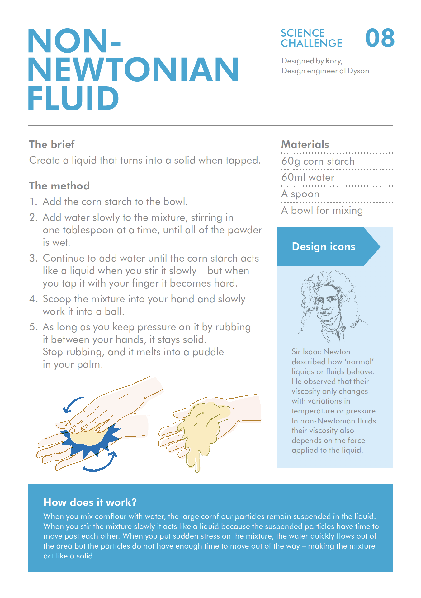 Can You Create A Solid That Turns Into A Liquid When