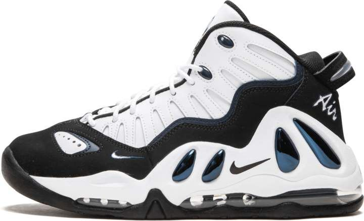watch c2d6e f7173 Nike Uptempo 97  Georgetown  - White Black Azul ...