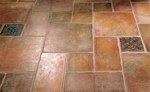 Indoor Tile Floor Porcelain Stoneware Rustic Look