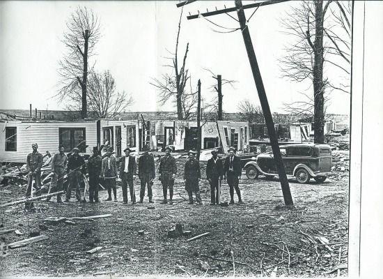 The Tupelo M…   *THE TUPELO, MISSISSIPPI TORNADO OF APRIL 5