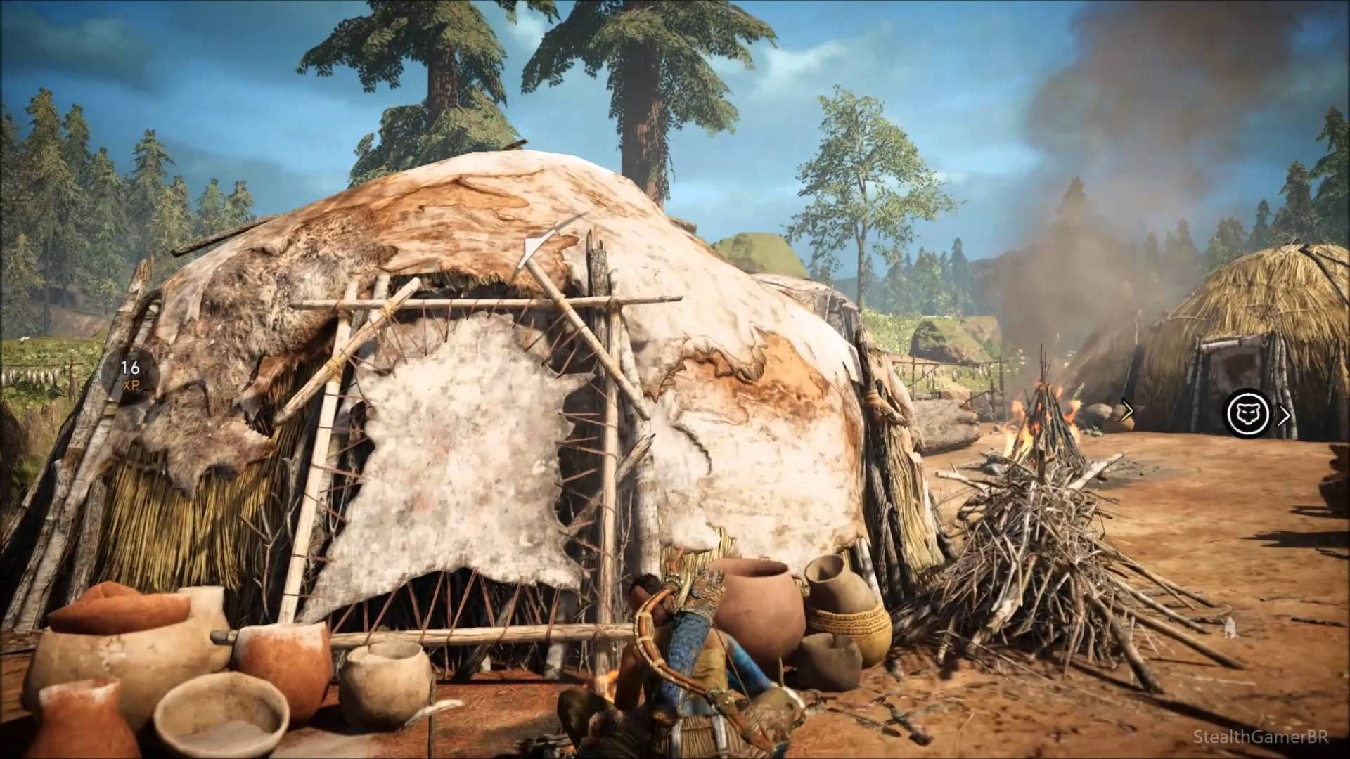 comFar Cry Primal Stealth Kills (1080p60Fps) This is a series, full