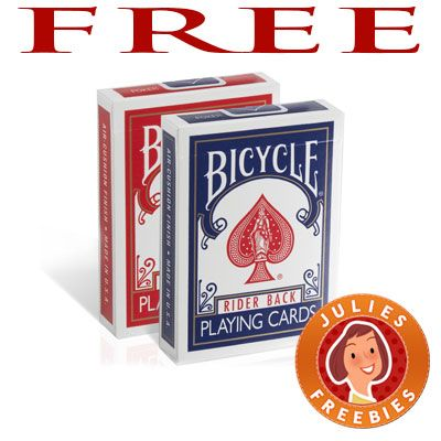 Free Deck of Playing Cards