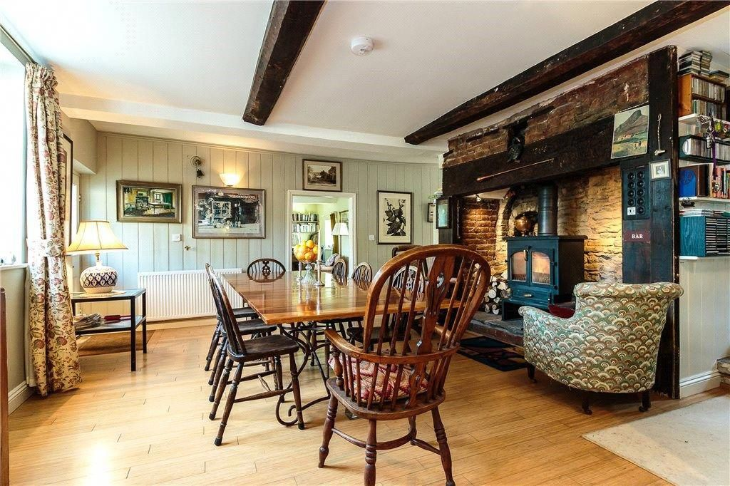 This Charming Welsh Cottage Used to Be the Village Pub