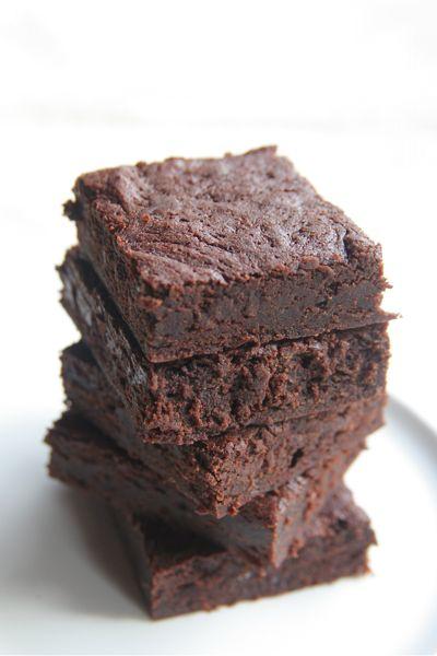 Oprah's favorite brownie recipe