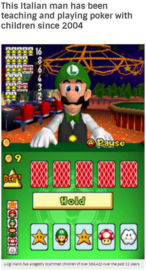 47++ Luigi dead ideas
