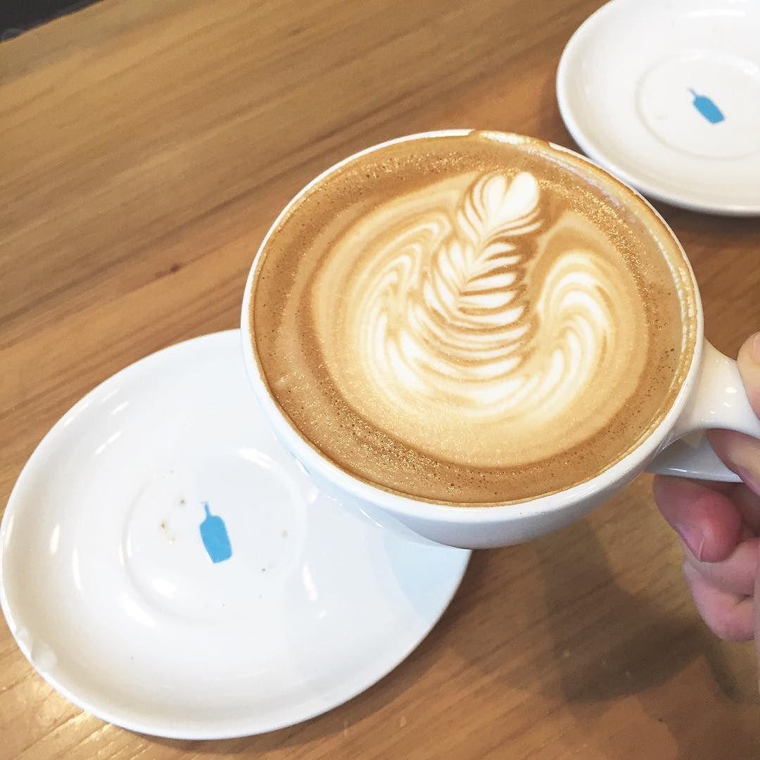 #sanfrancisco #bluebottle #coffee #cafelatte By M.miiin.n
