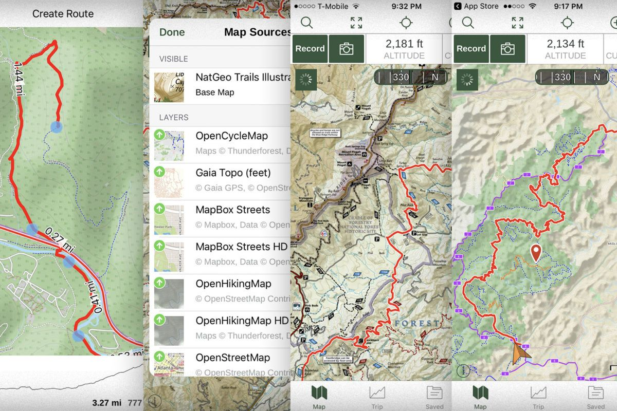 Free Route Planner App Android