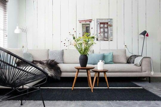 Gezellige Zweedse Woonkamer : Vt wonen wauw! interieur pinterest