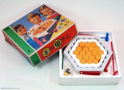 beforemario: Nintendo Bee Hive Game (ハチの巣ゲーム, 1971)