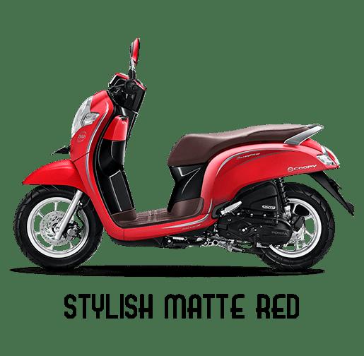 Harga Honda Scoopy 2019 Tipe CBSISS, Ada 7 Pilihan Warna