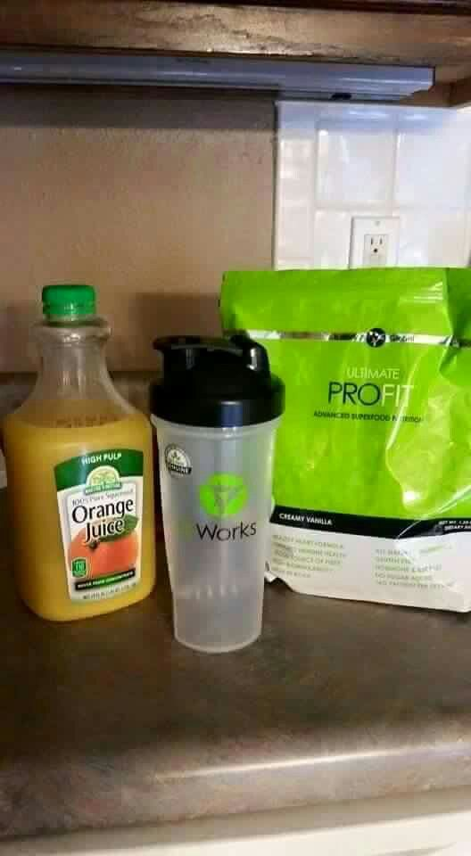 ProFit Protein Powder!!! Our yummy protein powder will help you build lean muscle mass in just