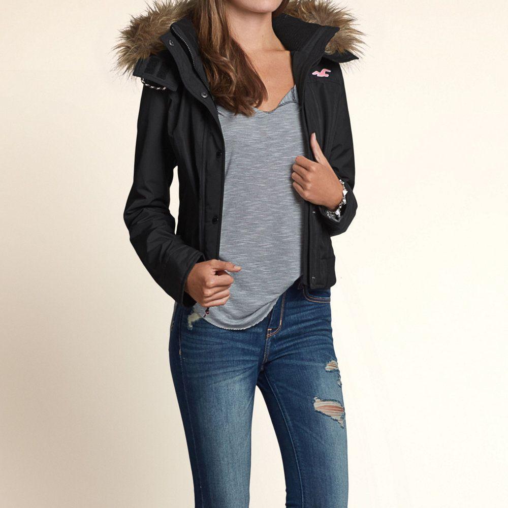 Girls Jackets & Outerwear | Clearance | Hollister Co.