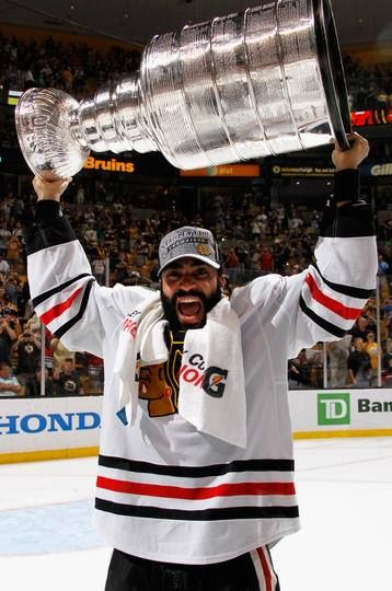 Oduya want the Cup?