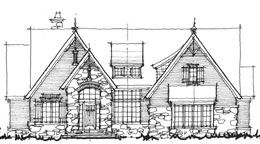 House  Plans  on the Drawing  Board