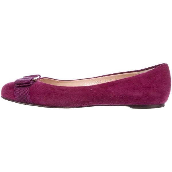 Supply With Paypal Cheap Price Pre-owned - Cloth flats Salvatore Ferragamo Enjoy For Sale c9xQ19av02