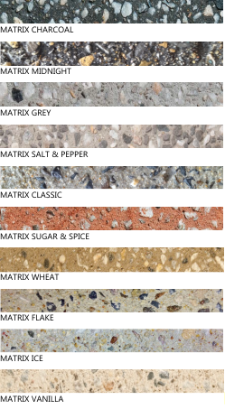 Matrix Pebblecrete Colours 2 Png 249 453 Pixels Livable Sheds Outside Stairs Bamboo Privacy Hedge