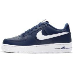 Calzado para niños talla grande Nike Air Force 1 – Azul Nike