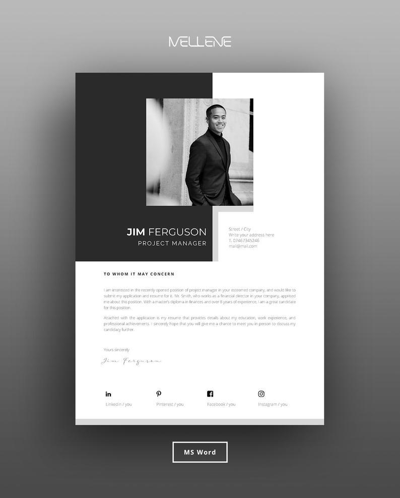 Pin On Resume Design