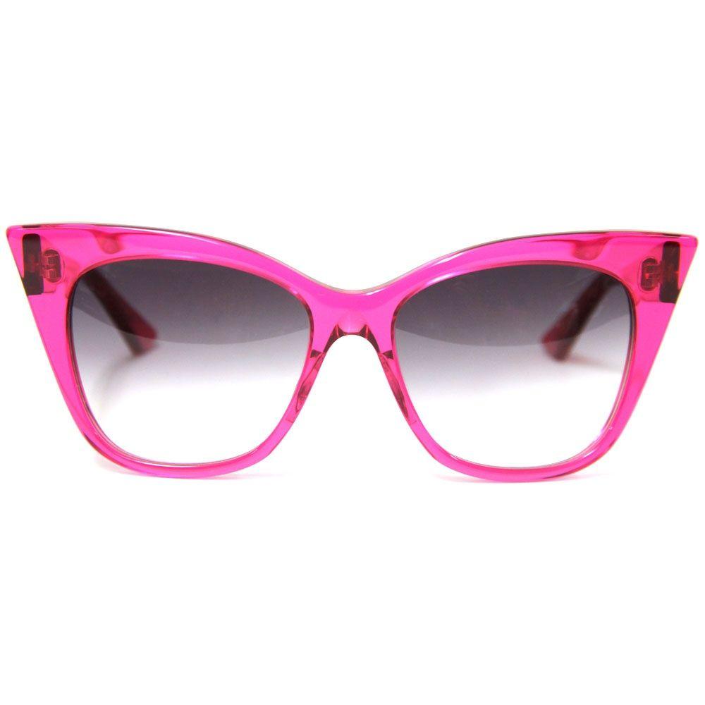 be48d1d0961 Dita Magnifique in Pomegranate. Dita Magnifique in Pomegranate Pink Cat