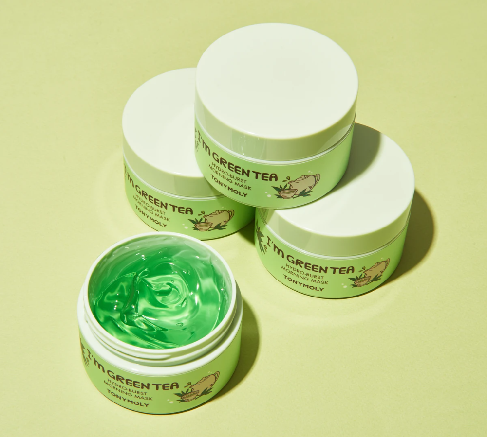 Photo of Im Green Tea Hydro-Burst Morning Mask Green Tea greentea mask