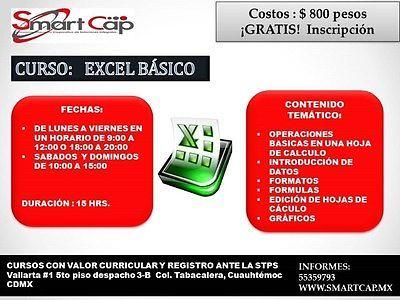 CURSO EXCEL BÁSICO  #Curso, #Excel, #Basico